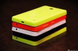 诺基亚Lumia 636/638现场实拍图集