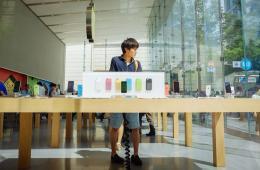 时尚流行中心 苹果东京表参道专卖店组图赏