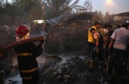 伊拉克巴格达发生爆炸袭击 至少13死30伤