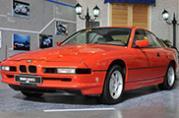 收获与失败并存 实拍1995款宝马850Ci