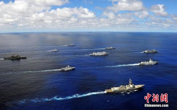 美海军开会讨论对付中国 美上将称不要惹恼中国 - 华夏儿女 - 华夏儿女的博客