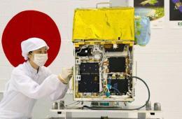 日本与乌克兰将用微型卫星共同监测核污染地区
