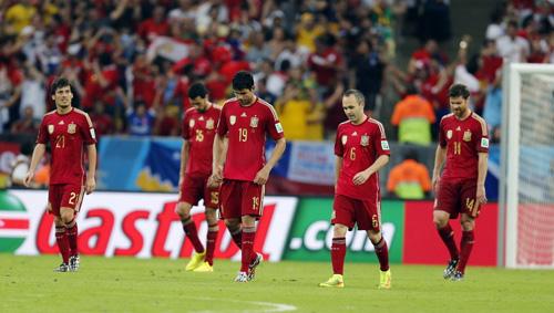 西班牙不哭!来免商店成就世界杯霸业