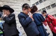 纪实摄影:犹太人的生活
