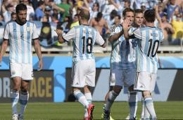 阿根廷1-0伊朗晋级 梅西91分钟世界波绝杀