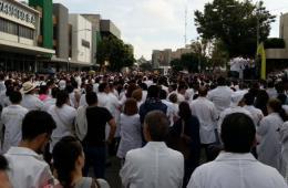 16名墨西哥医生因误诊被捕 数千同行吁勿定罪
