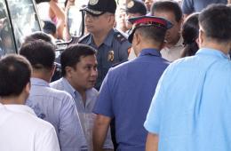 菲律宾前总统之子因特大腐败丑闻被警方逮捕