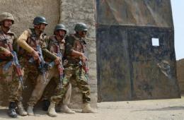 巴基斯坦军方打死30名武装分子