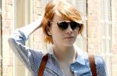 艾玛·斯通6月23日纽约街拍