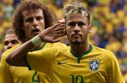 内马尔梅开二度 巴西4-1喀麦隆晋级16强
