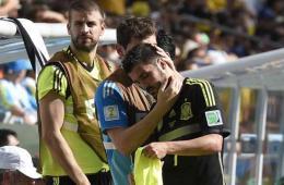 告别战!西班牙3-0澳大利亚