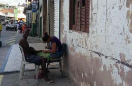"""环球时报记者走进巴西""""黑人之城""""贫民窟"""