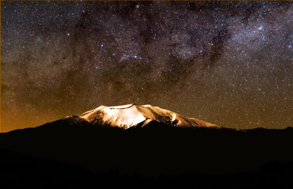 2014国际天文摄影大赛展最美星空