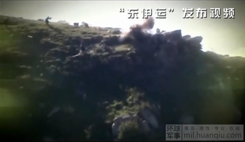 """中国 恐怖 东伊运/""""东伊运""""恐怖组织训练画面(16/25)"""
