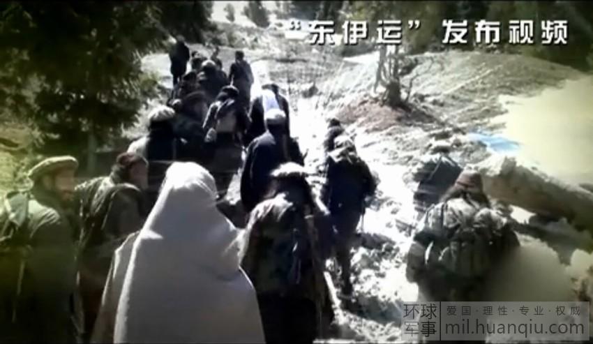 """画面 曝光 训练/""""东伊运""""恐怖组织训练画面(13/25)"""