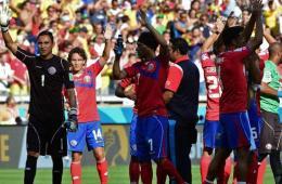 英格兰0-0哥斯达黎加 双德告别