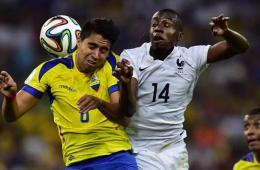法国0-0平厄瓜多尔获头名晋级