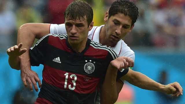德国1-0美国 双双携手出线