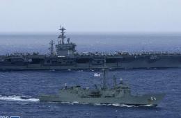 """""""环太平洋""""军演:规模最大的多国海上联合军演"""