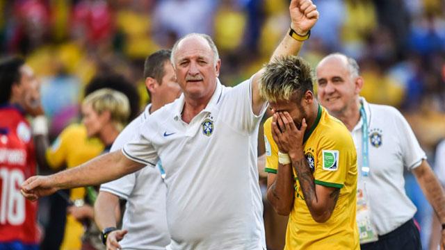 点球战!巴西4-3智利晋级 巴西门神扑2点球