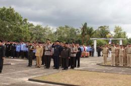 印尼在万人坑举行哀悼遭日军残杀死难同胞祭奠仪式
