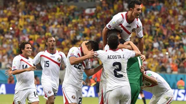 哥斯达黎加点球战6-4希腊进8强