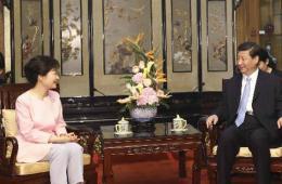 习近平访韩将进一步推动亚洲地区稳定
