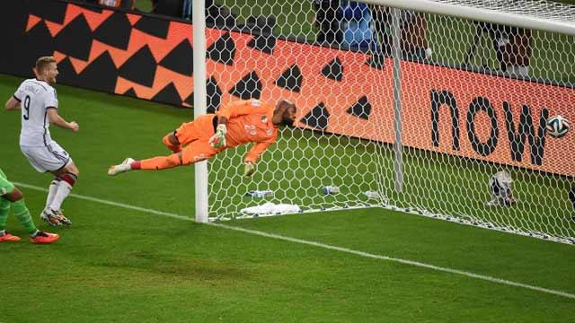 德国加时赛2-1阿尔及利亚艰难晋级 下轮碰法国
