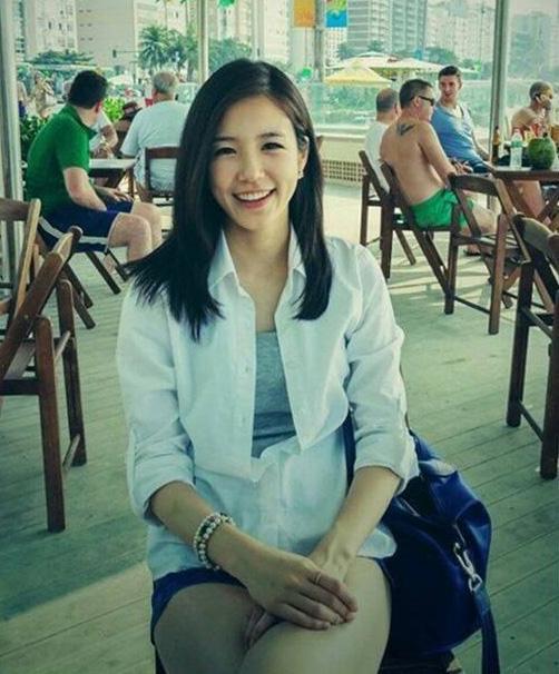 韩甜美女主播世界杯窜红 体育
