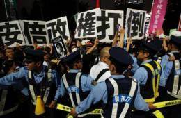 安倍解禁集体自卫权引东亚危机