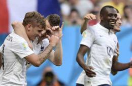 博格巴建功对手送乌龙 法国2-0尼日利亚