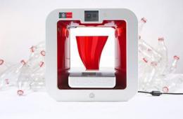 可口可乐推出环保3D打印机 塑料瓶二次生命更多彩