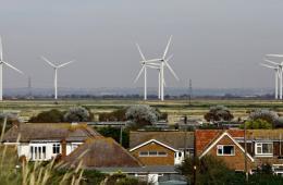 英绿色投资银行拟推出10亿英镑离岸风电基金