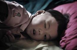 贵州夫妻带4岁患癌孩子到重庆捐献遗体(图)