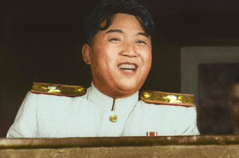 最新体育新闻报道_朝鲜官媒公开金日成旧照 纪念其逝世20周年_国际新闻_环球网