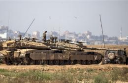 民间仇杀或引发巴以大冲突 以色列加沙边境布置坦克