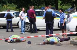 顿涅茨克巡警被不明身份者袭击 致3死1伤