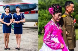 """丹麦摄影师拍摄""""多彩""""朝鲜 颠覆传统印象"""