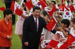 推动中韩自贸协定是习近平访韩重头戏