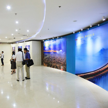 """""""中国梦""""影像展在京举行"""