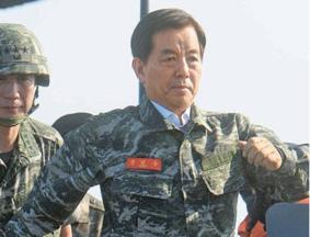 韩国新防长刚上任即访延坪岛