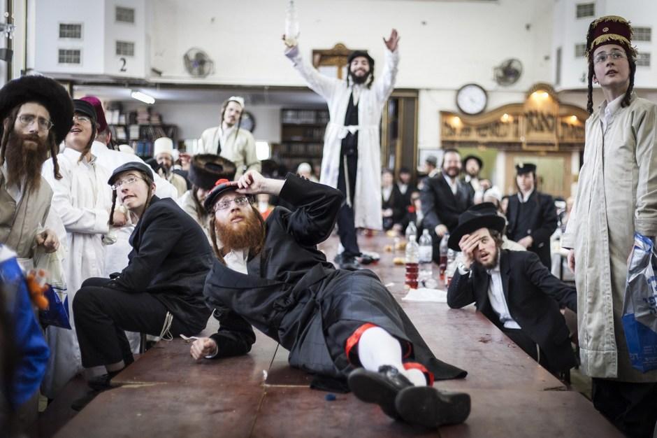 Itay Cohen:犹太教普林节