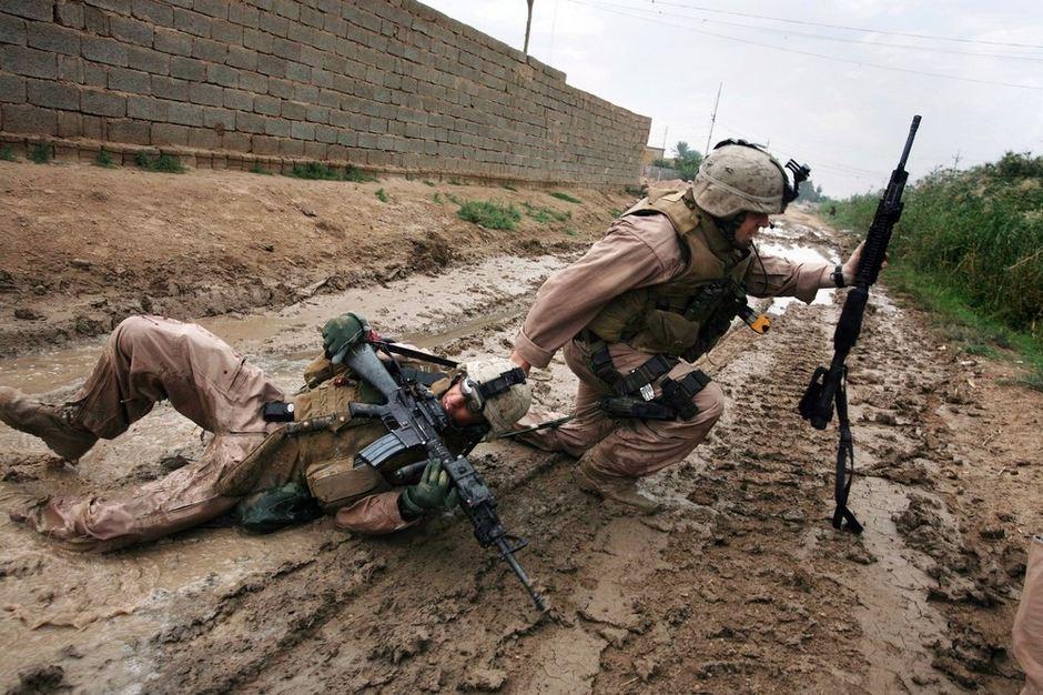 美伊战争背后的故事