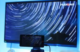 2k自刷新屏幕+光学防抖镜头 nubia Z7现场实拍