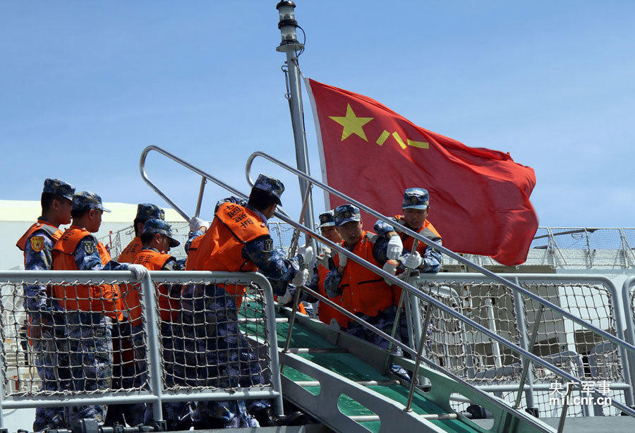美媒:若我们把中国当成敌人 他们就会变成敌人