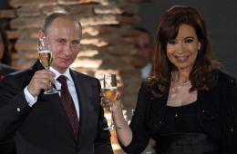 普京将出席世界杯决赛 借道阿根廷会面女总统