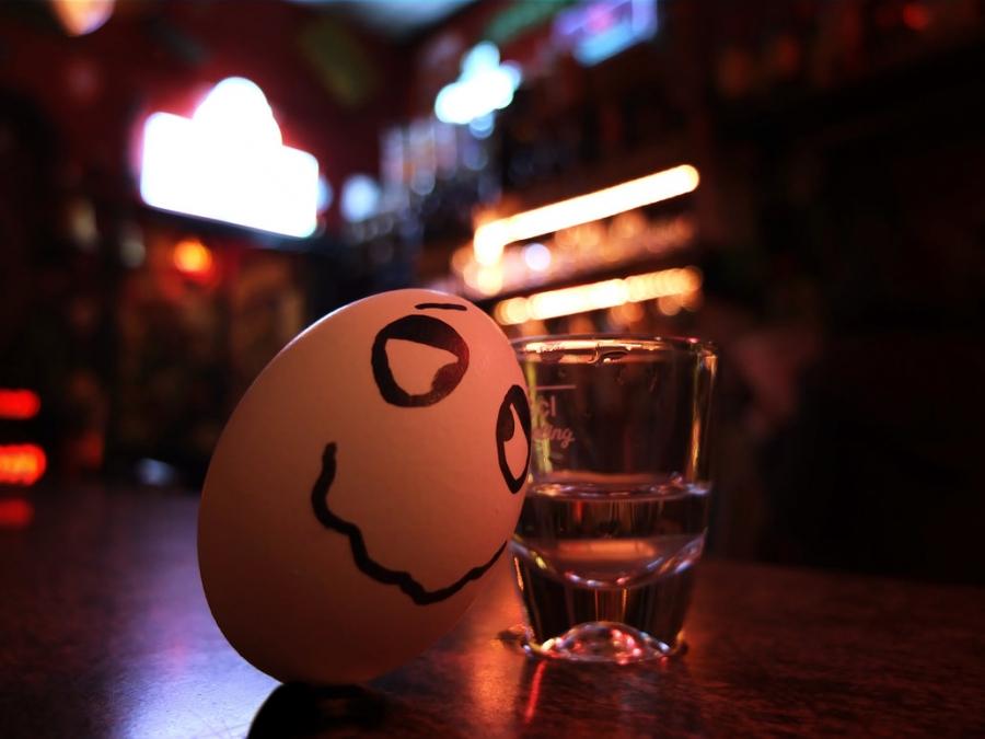 风光摄影:鸡蛋先生的传说