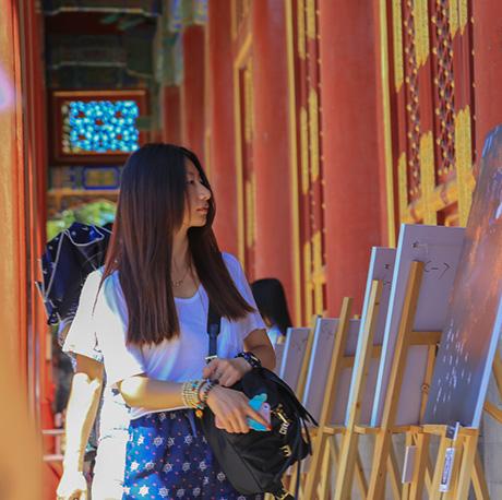 雪花古建筑摄影大展北京开幕