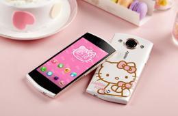 萌萌哒! 美图手机2 Hello kitty全球特别版