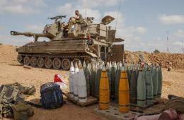 以色列对加沙发动地面突袭